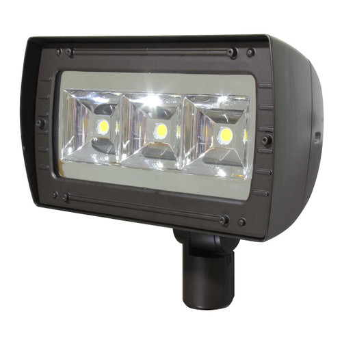 LED Flood Light - 114W - 12,010 Lumens - MaxLite