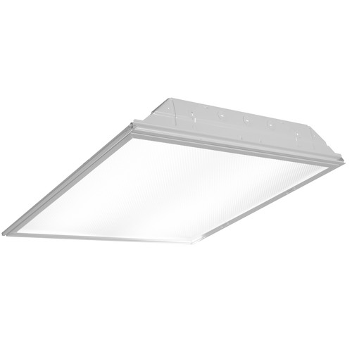 LED 2ft x 2ft Panel/Troffer - Dimmable - 21W  - 2400 Lumens - 3500K - Metalux