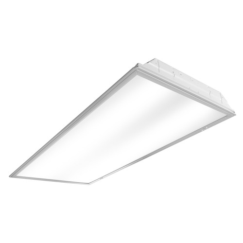LED 2ft x 4ft Recessed Troffer w/ Prismatic Lens - 29W -3800 Lumens - 3500K - Metalux