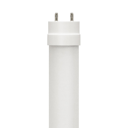 T8 LED 4ft. Tube - 14 Watts - 1800 Lumens - Direct Wire - Double Ended Power - Euri