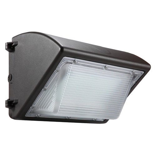 LED Wall Pack - 80 Watt - 9600 Lumens