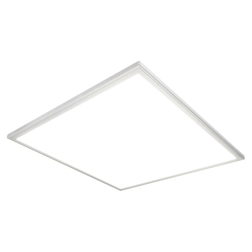 Case of 2 - 2ft x 2ft LED Flat Panel - 40W - Dimmable - 5,000 Lumens
