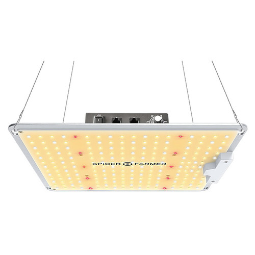 LED Full Spectrum Indoor Grow Light - 100W - Spider Farmer