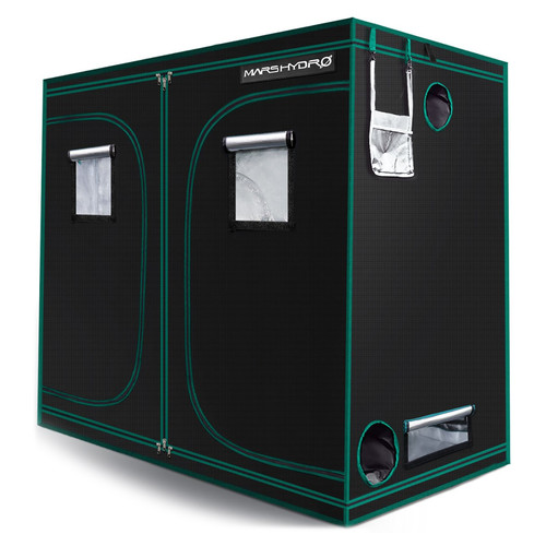 8ft x 8ft x 6.5ft Indoor Grow Tent - Mars Hydro