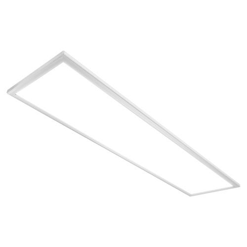 1ft x 4ft Wattage Adjustable LED EdgeLit Flat Panel - Dimmable - 20-30-40W - Deco Lighting