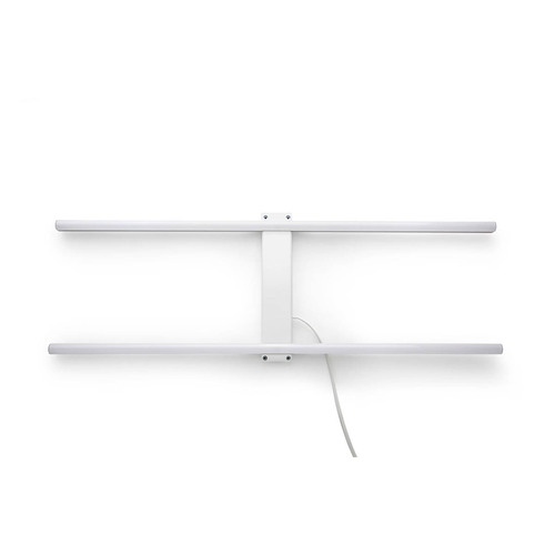 2x2 2-Lamp Retrofit Kit - 27W - Dimmable - 3000 Lumens - Sylvania