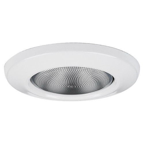 """Recessed Downlight - Lytecaster 3.75"""" White Open Wet Location"""