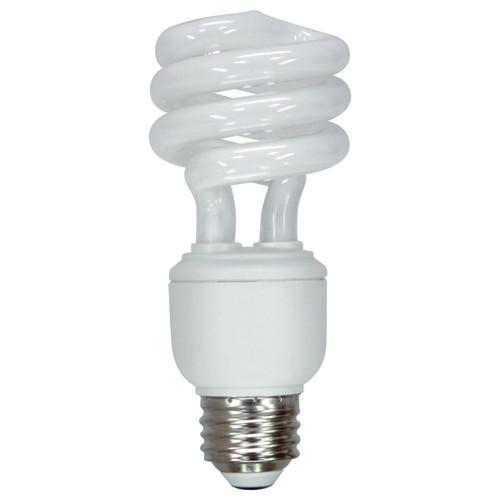 Fluorescent Light Bulb CFL - 14W - 5000K