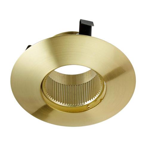 Trim - 3.25 Inch - Vertical Baffle Style - Gold