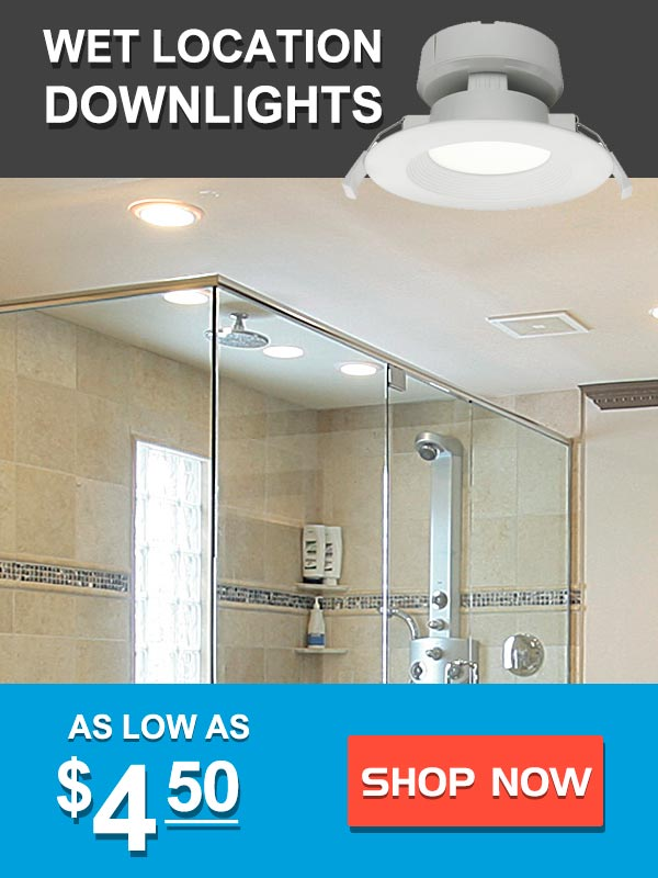 How To Choose A Recessed Shower Light Lightup