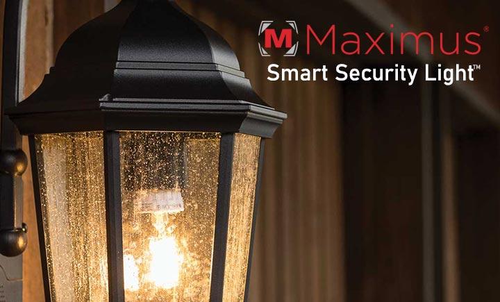 Maximus Smart Security Lighting