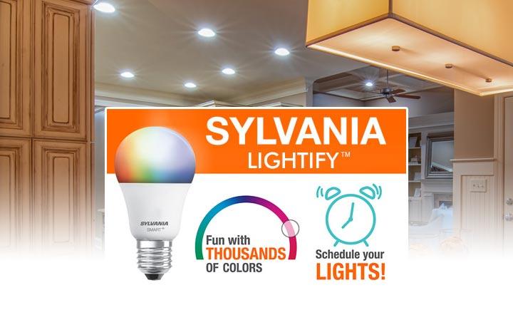 Sylvania Lightify