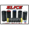 Slice Pump Kit - MINI - Platinum - Gloss Silver