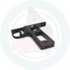 Autococker Slide Trigger frame - Dust Black
