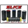 Slice Pump Kit - MINI - Silver - Black