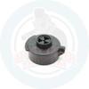 50 Round Hopper Lid  w/feedgate - Black