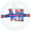 JT British Flag Strap