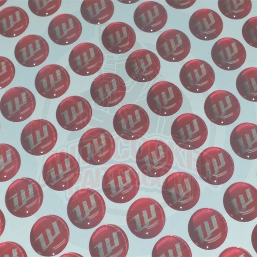 AutoCocker WGP jewel  ( Red W round )