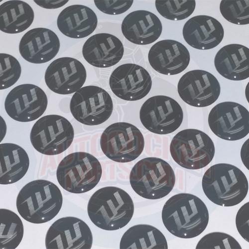 AutoCocker WGP jewel  ( Black W round )