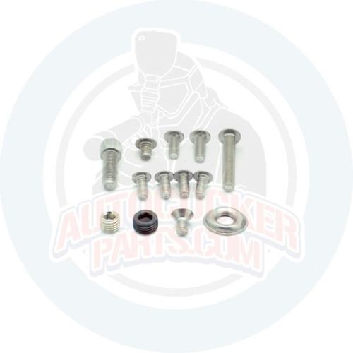 Autococker complete Screw Kit SS / Hinge Frame