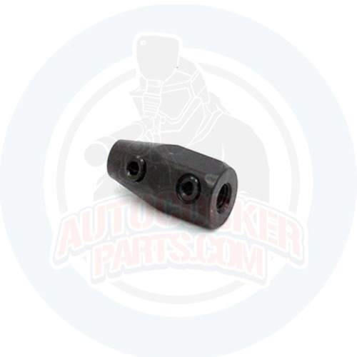 Autococker 3 Way Rod Coupler - Black Oxide