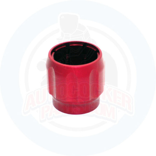 Autococker Twist Lock Feedneck - Dust Red