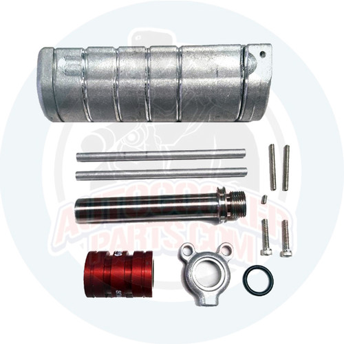 Niche 'Elite' Pump Handle w/ Linear Bearing