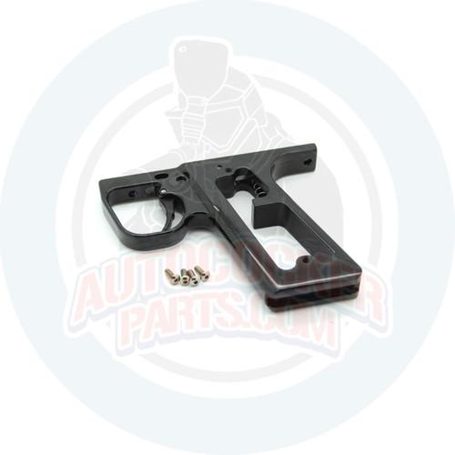 Autococker 45 Hinge / Swing Trigger frame - T Slot - Gloss Black