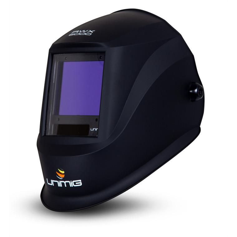 RWX6000 BLACK Welding Helmet