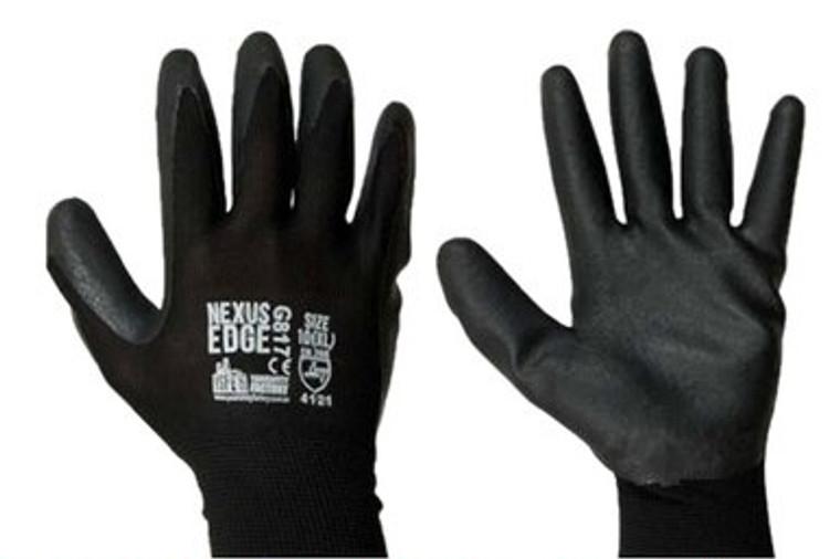 Nexus Edge Nitrile Foam Gloves 2XL