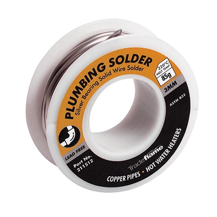 Tradeflame Plumbing Solder Solid Core