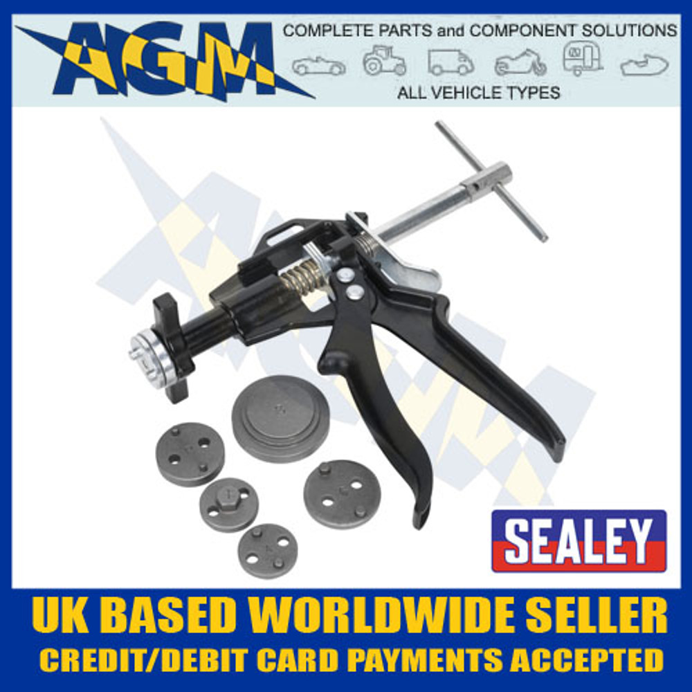 sealey, tool, professional, vs0211, brake, caliper, piston, wind, back