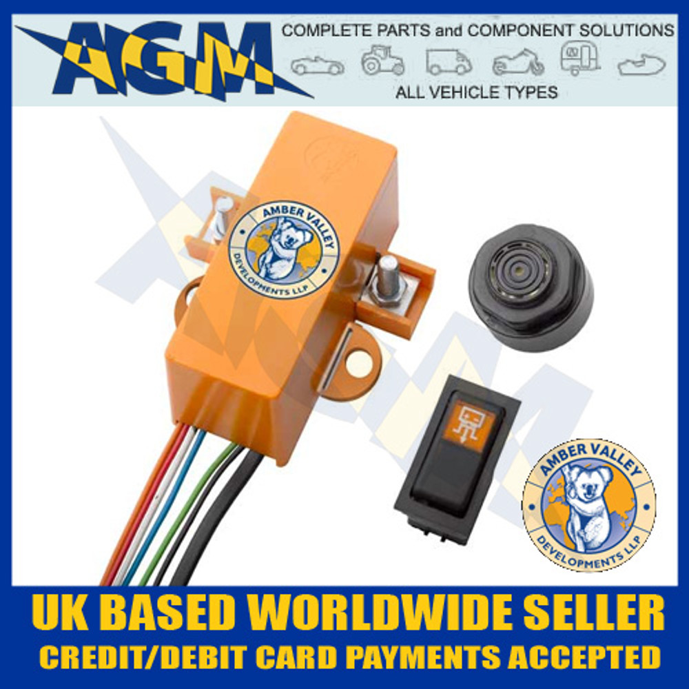 Amber Valley AVPP24VR 24V Battery Power Protector Cut Off