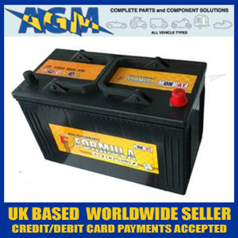 MONBAT D643 Formula HD Battery 95AH 650A