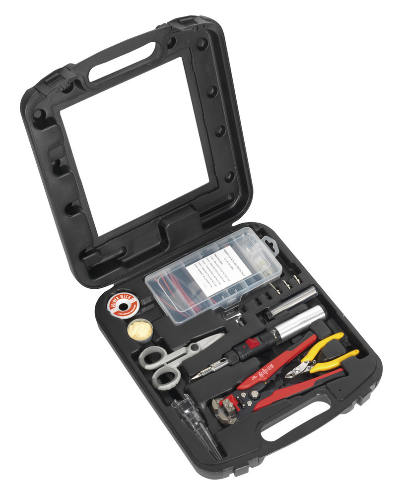 Soldering and Heating Kit, Sealey SD400K