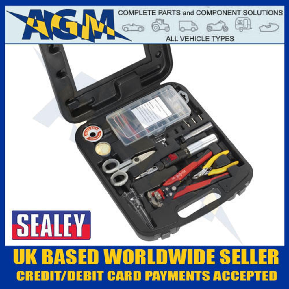 Soldering/Heating Kit, Professional Soldering & Heating Kit, SD400K Sealey