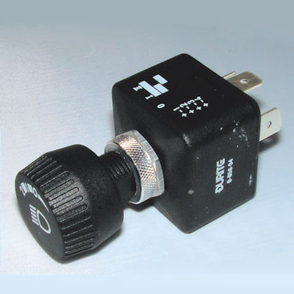 Durite 0-656-04 Off-Side-Head Three Position Splash-Proof Rotary Switch on