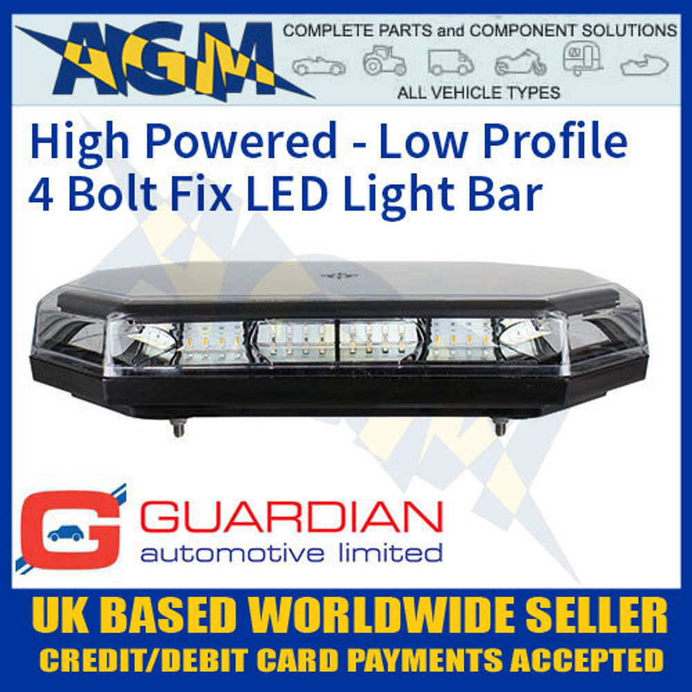 amb115, low, profile, led, light, bar