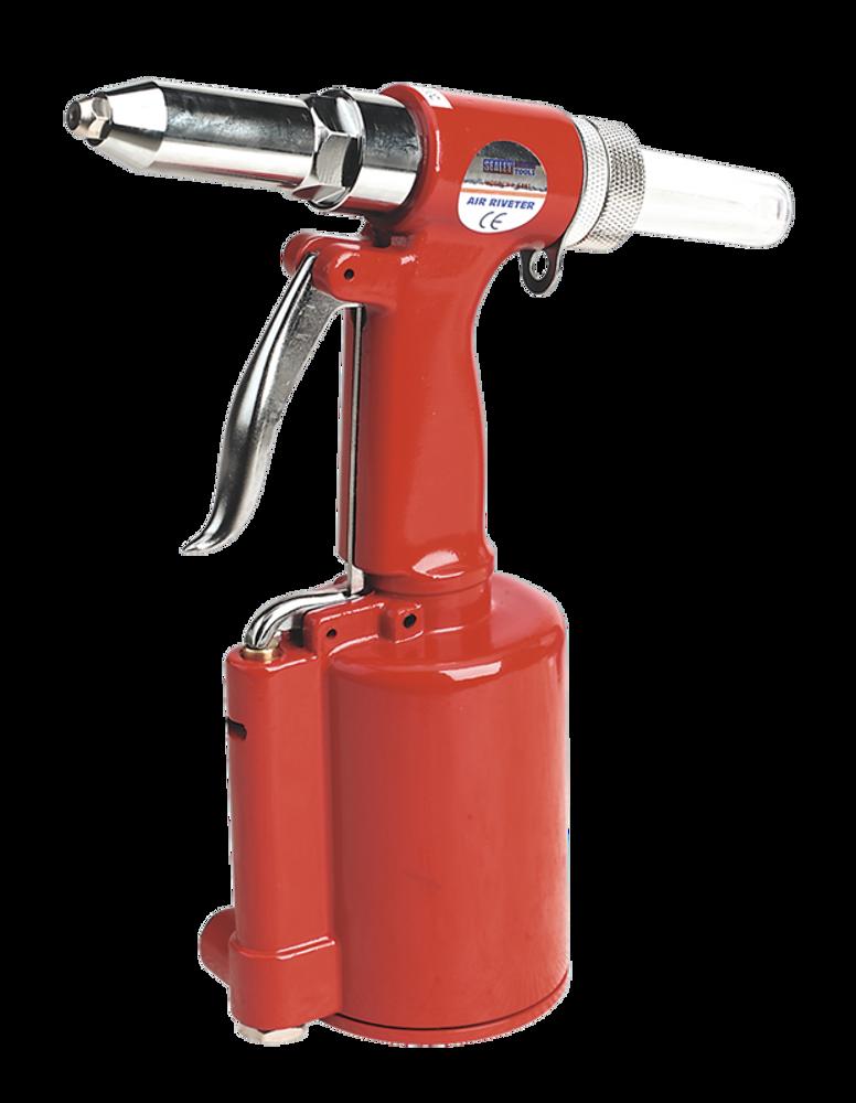 SA31 Sealey Air/Hydraulic Riveter - Air Tool