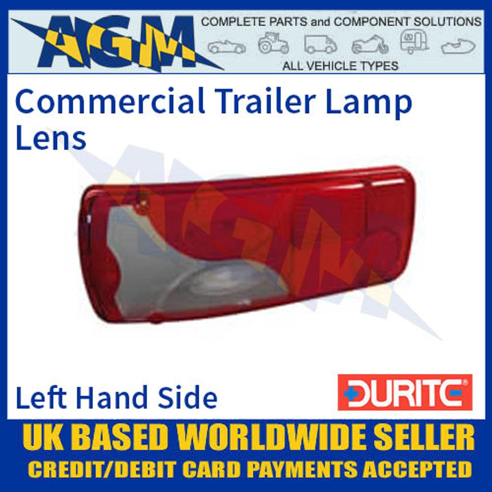Durite 0-081-99 Commercial Trailer Lamp Lens