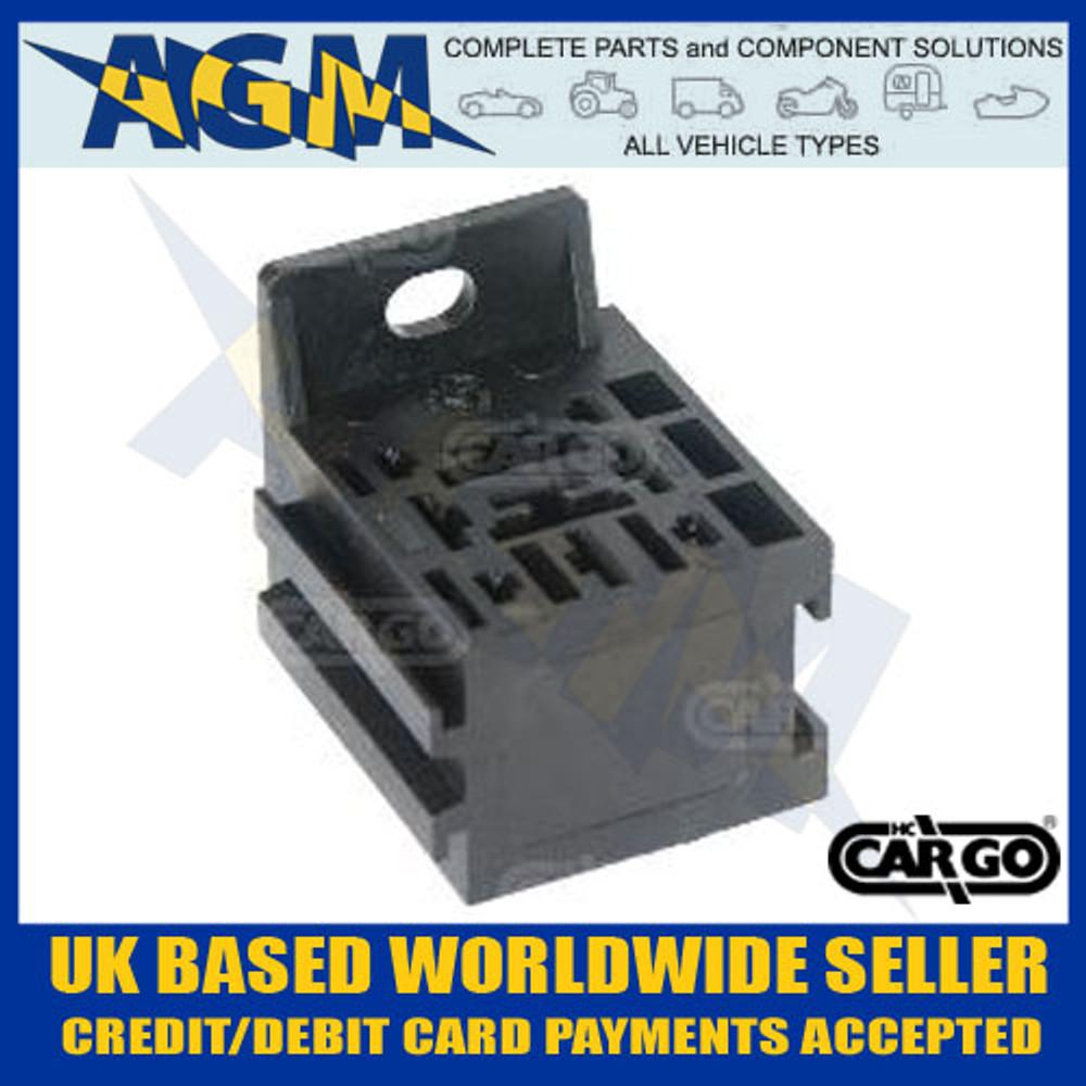 cargo, 190766, bulkhead, socket, flasher, unit, relays