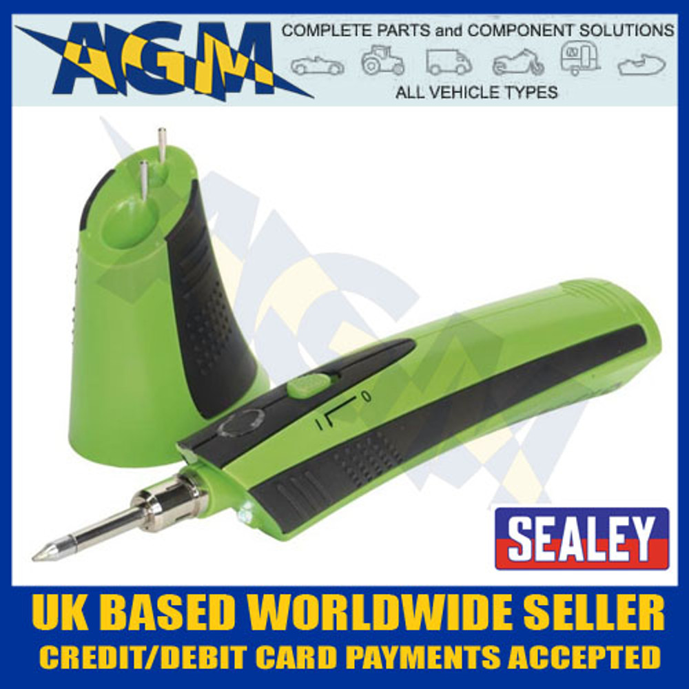 Sealey SDL6 Rechargeable Cordless Soldering Iron