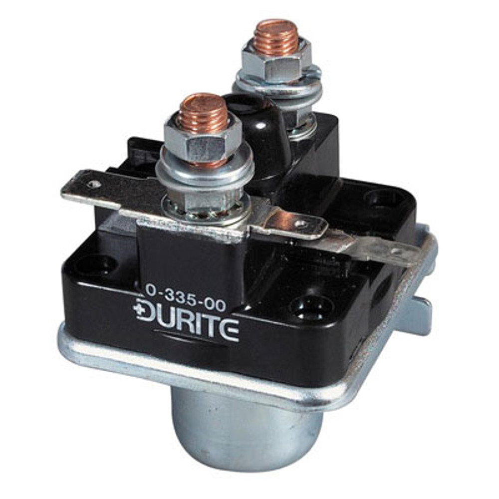 Durite 0-335-00 Chassis Mount Starter Solenoid 12v
