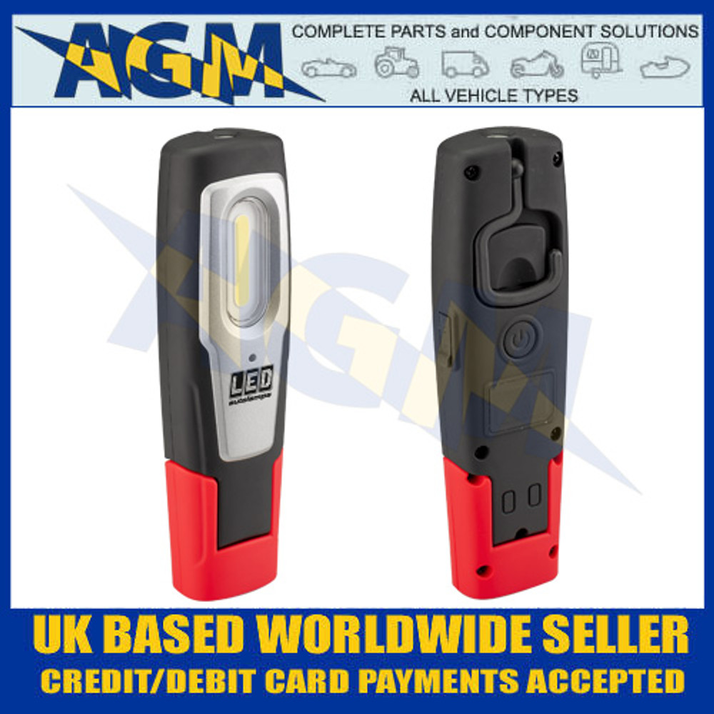 LED Autolamps HH190 USB Rechargeable Workshop Inspection Lamp