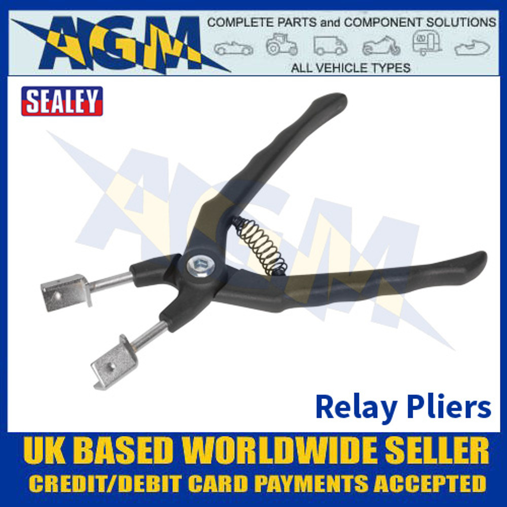 Sealey VS224 Relay Pliers for Installation and Removal of Relays