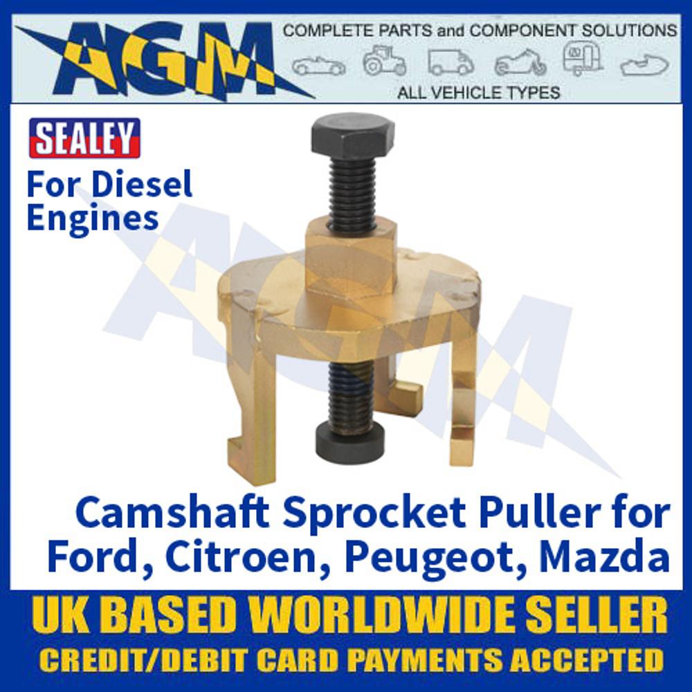 Camshaft Sprocket Puller - Ford, Citroen, Peugeot, Mazda Diesel Engines