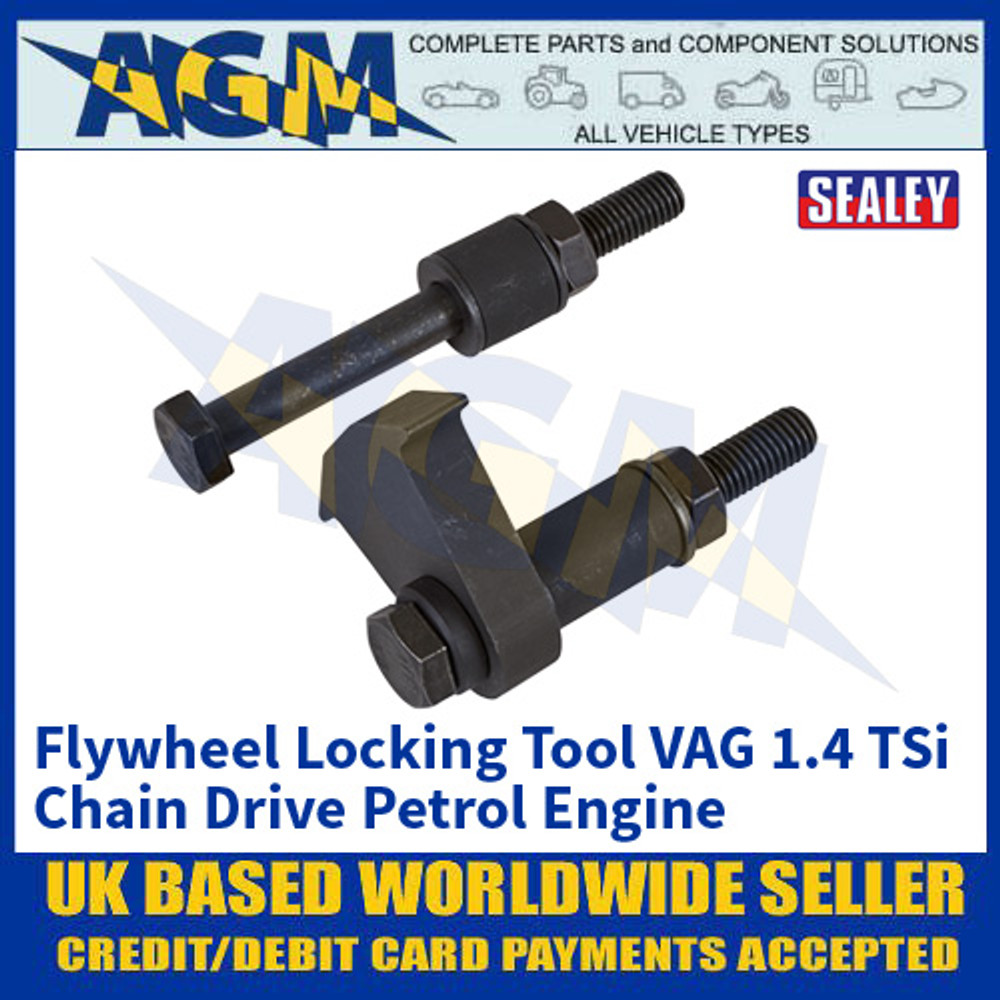 Sealey VSE6266 Flywheel Locking Tool - VAG 1.4 TSi Chain Drive Petrol Engine