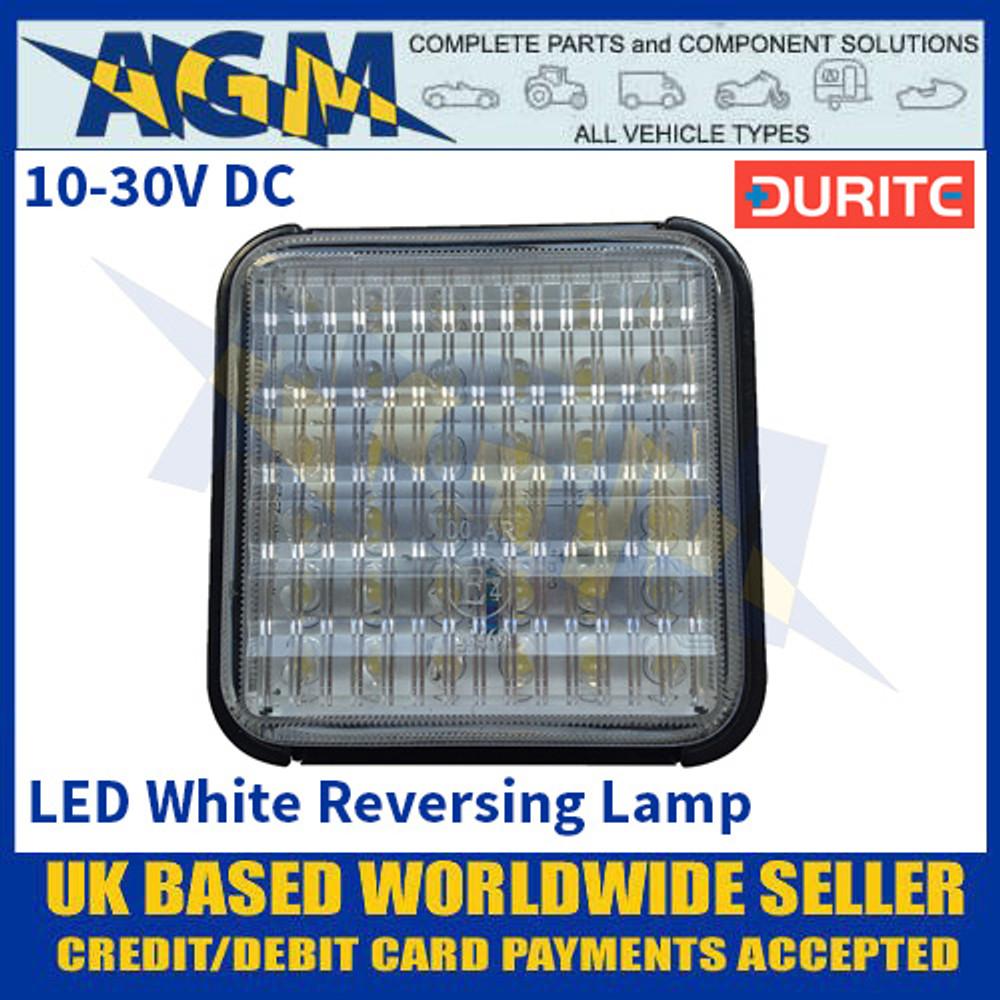 Durite 0-294-33 LED White Reversing Lamp - 10-30VDC