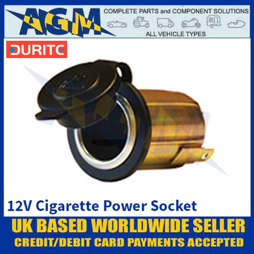 Durite 0-601-09 12 Volt Cigarette Power Socket