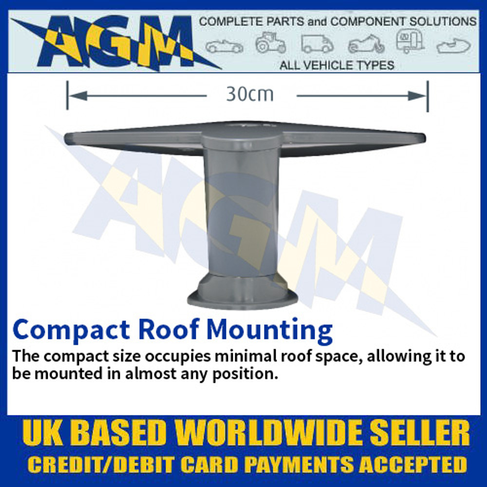 Compact Roof Mounting